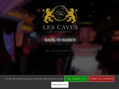 Détails : Les Caves de Courchevel