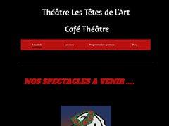 Détails : Cours de théâtre Annecy Les Têtes de l'Art