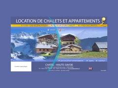 Détails : Location appartements et chalets Châtel