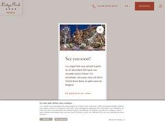 Détails : Megeve Lodge Park