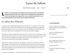 Détails : Association Lueur Safran