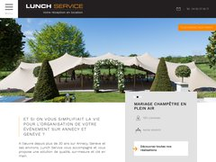 Détails : Lunch Service