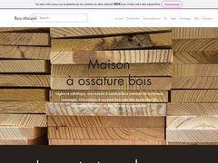 Charpente Favre Félix à Thorens Haute Savoie (74)