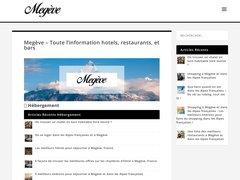Détails : Appartements à Megève en Location
