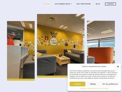 Détails : Pose Enseigne 74 Haute-Savoie Melis Signalétique