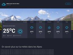Détails : Prévisions météo en Haute Savoie