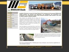 Détails : Missillier Claude, TP en Haute Savoie 74