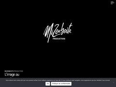 Détails : Mizenboite : Production audiovisuelle télévision