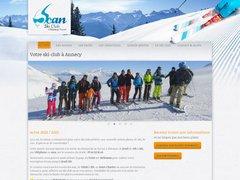 Détails : Ski Club Annecy Novel