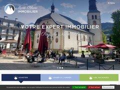 Détails : Agence Mont Blanc Immobilier