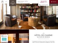 Détails : MontBlanc Hotel Restaurant