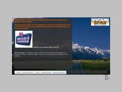 Détails : Mont-Blanc services