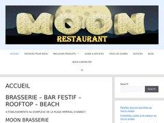 Détails : Moon Restaurant Bar Festif de la Plage d' Annecy