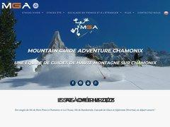 Guides de haute montagne