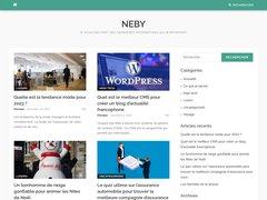Neby.fr - Vetements grande taille en ligne