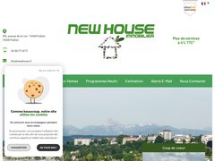 Détails : newhouse immobilier