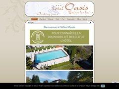 Détails : Hôtel Oasis à Evian les Bains