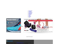Oxygene magasin Running Conseil
