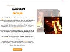 Détails : Fonderies Pacard