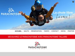 Parachutisme Tallard, Hautes-Alpes