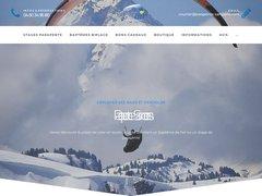 Détails : Ecole de parapente  Pégase Air Samoens