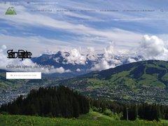 Détails : Parapente Rochebrune à Megève