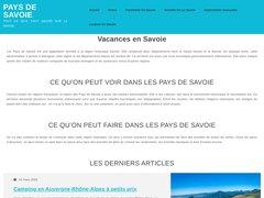 Détails : Pays de Savoie .net