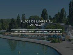 Evènementiel au Lac d'Annecy