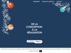 Détails : Plancher imprimerie et édition Haute-Savoie