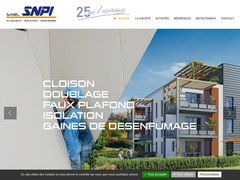 SNPI Cloison Platrerie Isolation Menuiserie Annecy
