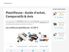 Détails : PROFILM : votre partenaire plastification