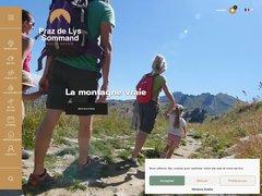 Détails : Taninges - Praz de Lys Office du Tourisme