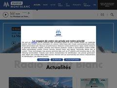 Détails : Radio Mont-Blanc