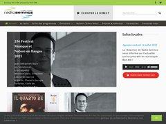 Détails : Radio Semnoz - Annecy et Rumilly