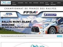 Détails : Rallye Mont-Blanc Morzine
