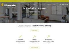 Renovation des Savoie