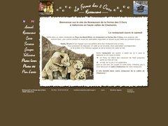 Détails : La Ferme des 3 Ours Restaurant à Vallorcine
