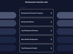 Détails : La Ruche Restaurant à Cordon