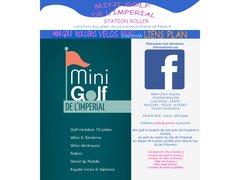 Détails : Mini-golf d'Annecy et station Roller