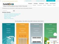 Détails : Plombier en Haute-Savoie, SABEKO à Annecy