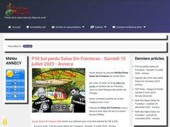 Détails : Salsa Sin Fronteras