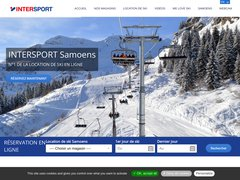 Détails : Location Ski Samoens Intersport