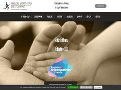 Détails : Pascal Bertheau Ostéopathe Annecy