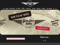 Détails : Satin Doll Sisters - Groupe rétro vocal féminin