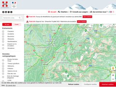 Détails : Savoie Route Info Trafic