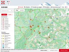Savoie Route Info Trafic