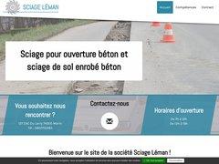 Sciage Leman