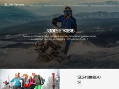 Le Vercors et du ski