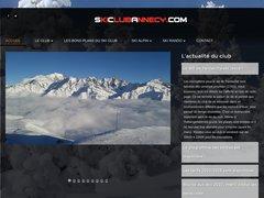 Détails : Ski Club Annecy