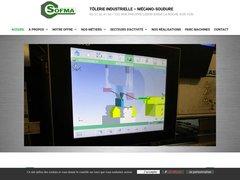 Détails : Tôlerie industrielle, chaudronnerie, mecano soudure : SOFMA